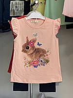 """Костюм для девочки """"Кролик"""" Breeze 92-116"""