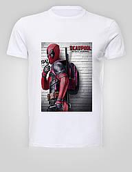Футболка мужская GeekLand Дэдпул Deadpool с рюкзаком DP.01.002