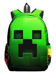 Рюкзак GeekLand Майнкрафт Minecraft Крипер 37.Р
