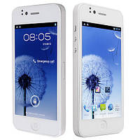 Smart Phone Android 4.0 MTK6577 Dual Core 3G GPS 4.0 Inch 8.0MP Camera, фото 1