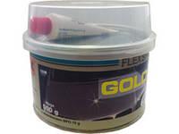 Шпатлёвка для пластика GOLD CAR FLEX 0,5 кг.