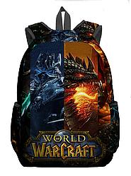 Рюкзак GeekLand Світ Військового Ремесла World of Warcraft 76.Р