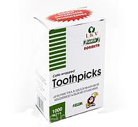 Зубочистка 1000 шт в индивидуальной упаковке без ментола (44-196)