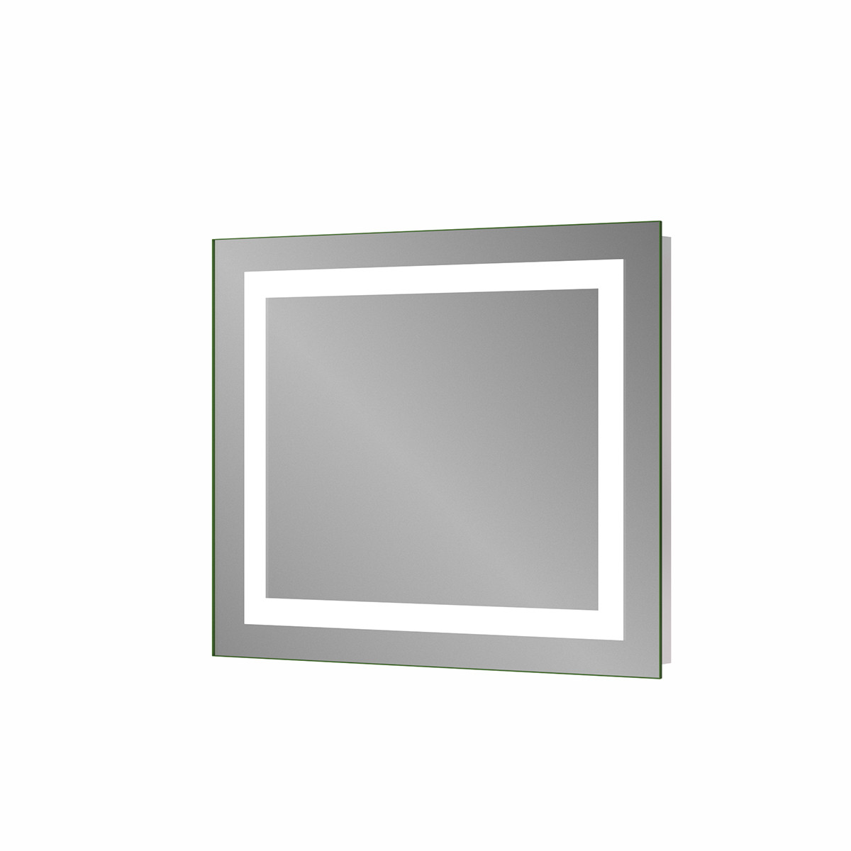 Дзеркало Sanwerk LAVA «Квадра» 800×650