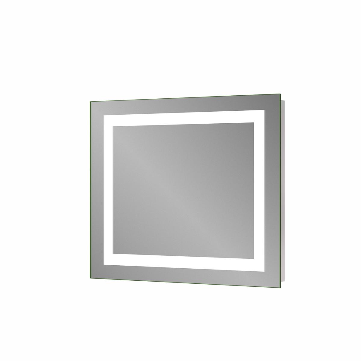Зеркало Sanwerk LAVA «Kvadra» 800 × 650