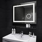 Зеркало Sanwerk ULTRA «Мега» 800 × 650, фото 5