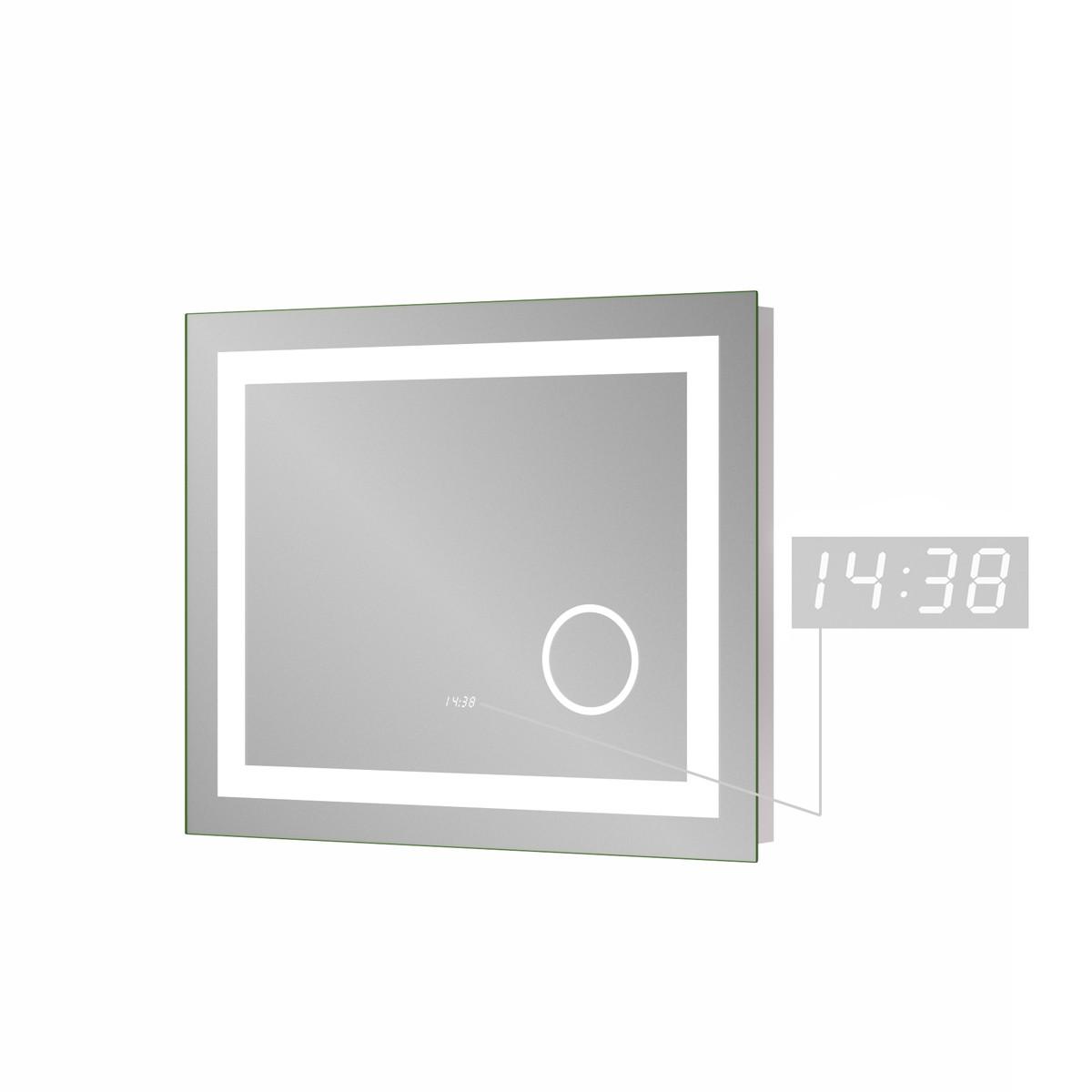 Зеркало Sanwerk ULTRA «Мега» 900 × 650