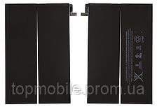Аккумулятор iPad mini 2 Retina/iPad mini 3 Retina (Li-ion 3.75V 6472мАh), копия высокого качества