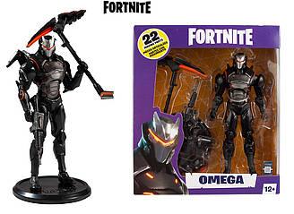 Коллекционная фигуркаФортнайт Омега McFarlane Toys Fortnite Omega Premium Action Figure оригинал