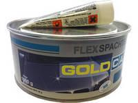 Шпатлёвка для пластика GOLD CAR FLEX 1 кг.
