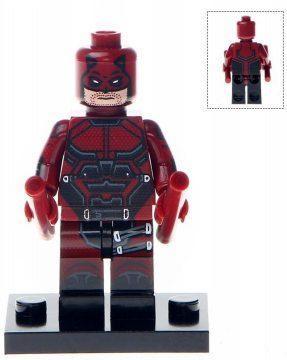 Фигурка Сорвиголовы Daredevil Супергерой Марвел Мстители Аналог лего
