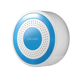 Автономна Сирена бездротова для бездротових датчиків 433 мГц Digoo DG-ROSA (100214)