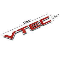Эмблема кузова Honda VTEC, фото 1