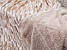 Плед норка двухсторонний размер 2,20*2,40, фото 3