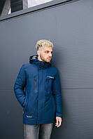 Чоловіча зимова куртка ZPJV 73332, фото 1