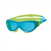 Очки для плавания Zoggs Phantom Junior Mask универсальный, фото 1