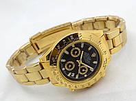 Женские часы Rolex Daytona цвет циферблата черный