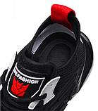 Кросівки чорні Lifefashion, фото 4
