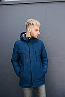 Чоловіча зимова куртка ZPJV 73333, фото 1