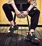 Кросівки чорні Lifefashion, фото 8