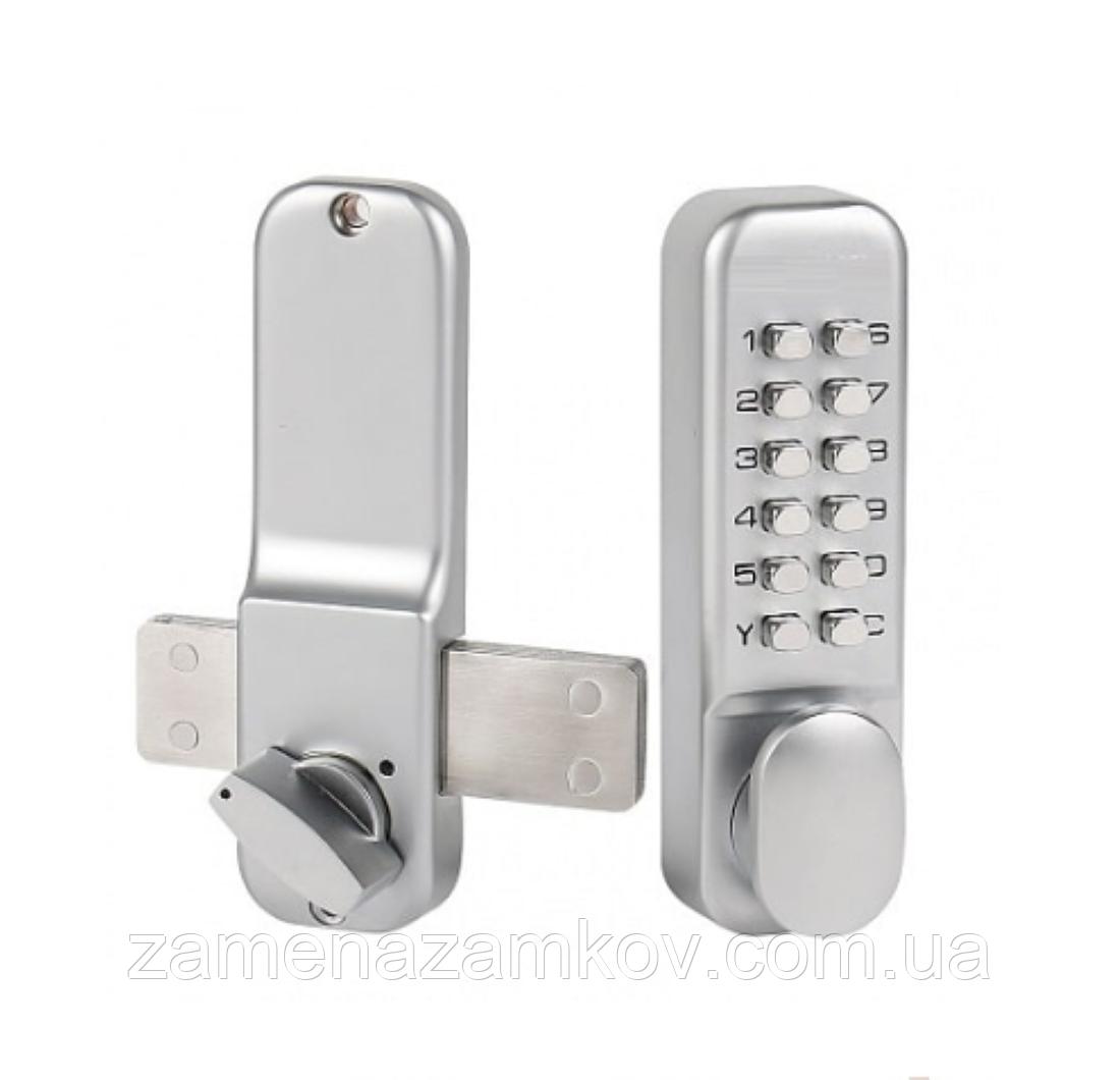 Кодовый замок Lockod накладной-защелка для любых дверей