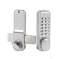 Кодовый замок Lockod накладной-защелка для любых дверей, фото 1