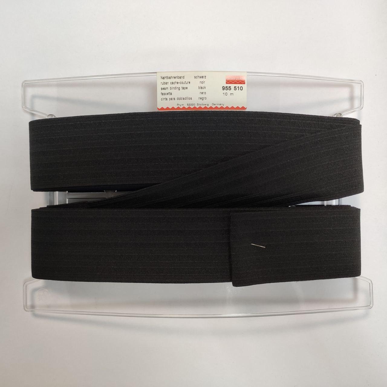 Текстильная швейная плоская резинка 50 мм, Gold-Zack от Prym