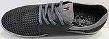 Туфли мужские на шнурках летние кожаные от производителя модель ИШ104-1, фото 3
