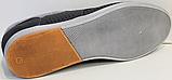 Туфли мужские на шнурках летние кожаные от производителя модель ИШ104-1, фото 5