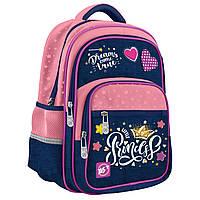 Рюкзак школьный YES S-37  &quotLittle Princess&quot