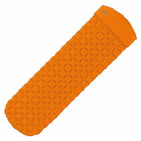 Коврик туристический Ferrino Air-Lite Plus Pillow Orange  + БЕСПЛАТНАЯ ДОСТАВКА ПО УКРАИНЕ