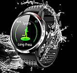 Skmei Умные часы Smart Skmei W3 Black, фото 4