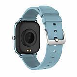 UWatch Умные часы Smart P8 Sport Blue, фото 5