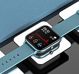 UWatch Умные часы Smart P8 Sport Blue, фото 6
