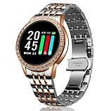 Lige Жіночі годинники Smart Lige Golden Holiday, фото 2