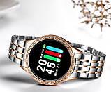 Lige Женские часы Smart Lige Holiday Golden, фото 3