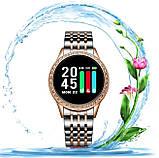Lige Жіночі годинники Smart Lige Golden Holiday, фото 4