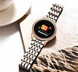 Lige Женские часы Smart Lige Holiday Golden, фото 5