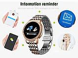 Lige Жіночі годинники Smart Lige Golden Holiday, фото 6