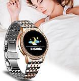 Lige Женские часы Smart Lige Holiday Golden, фото 7