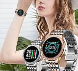 Lige Жіночі годинники Smart Lige Golden Holiday, фото 8