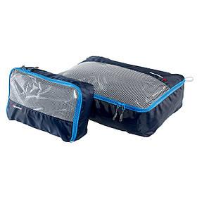 Чехол для одежды Caribee Packing Cubes Navy 2шт.