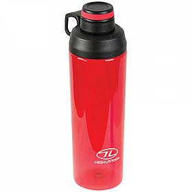 Фляга Highlander Hydrator Water Bottle 850 ml Red  + БЕСПЛАТНАЯ ДОСТАВКА ПО УКРАИНЕ