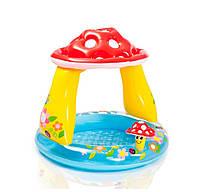 Бассейн детский надувной Гриб Intex 57114