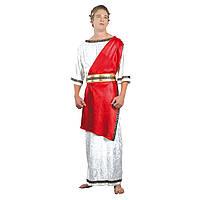 Карнавальный костюм Зевс, М, туника/пояс/венок арт. GT 001