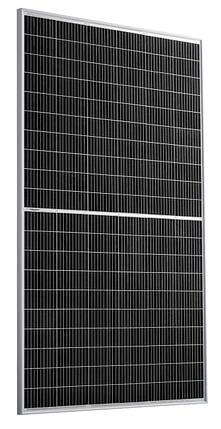 Солнечная батарея Risen Energy RSM156-6-440M, 440 Вт Half-cell 9BB Jäger Plus (монокристалл), фото 2