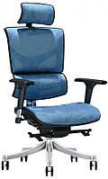 Офисное кресло GT Racer X-D18 Blue, фото 1