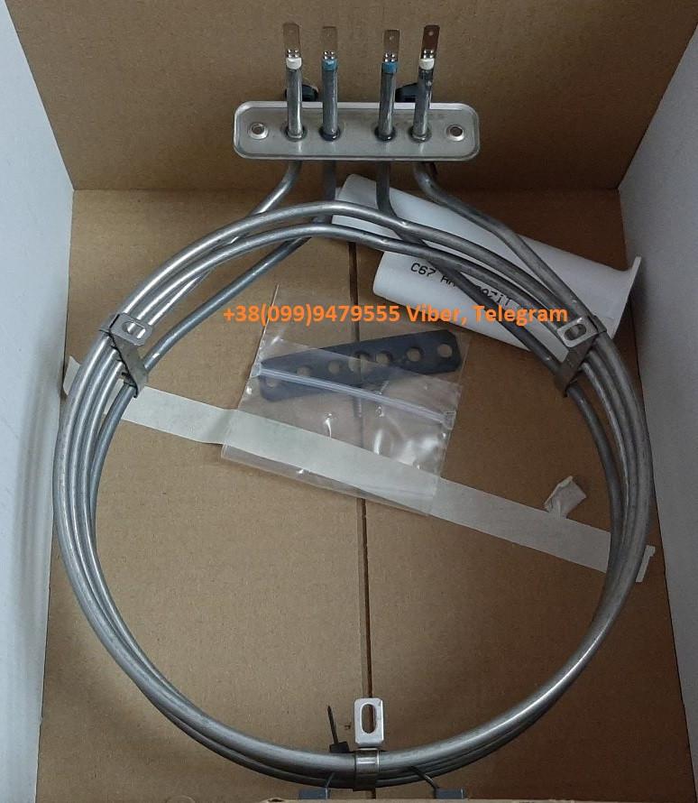 Тэн KRS1284A 3.2 кВт D-190 мм профессиональной печи Unox серия Shop.Pro