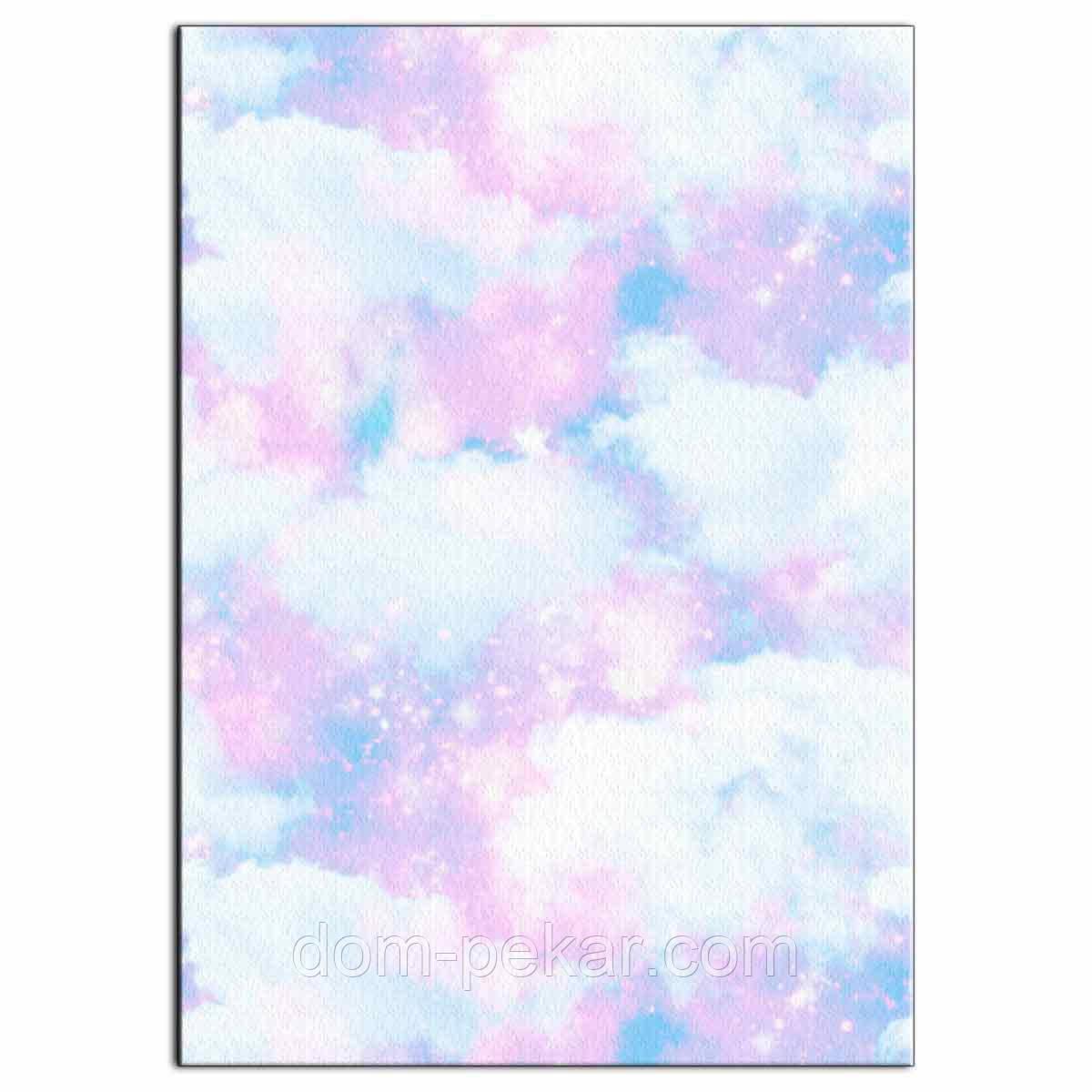 Фон для торта Облака-1 вафельная картинка