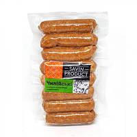 Колбаски чилийские полукопченые Савин продукт 1кг